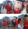 Justin toujours à la rencontre de ses fans