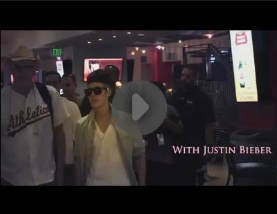Interviews de Justin