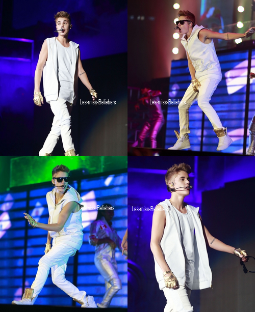 Justin à Vancouver (Canada) - 10.10.2012