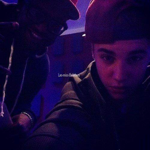 Photos postées par Justin sur instagr.am