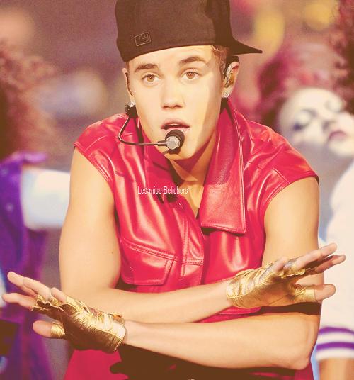 Justin à Calgary(Canada) - 12.10.2012