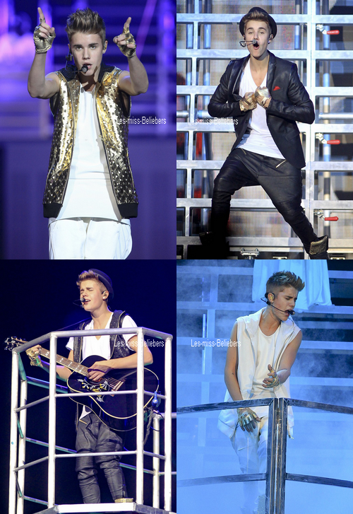 Justin à Saskatoon (Canada) - 16.10.2012