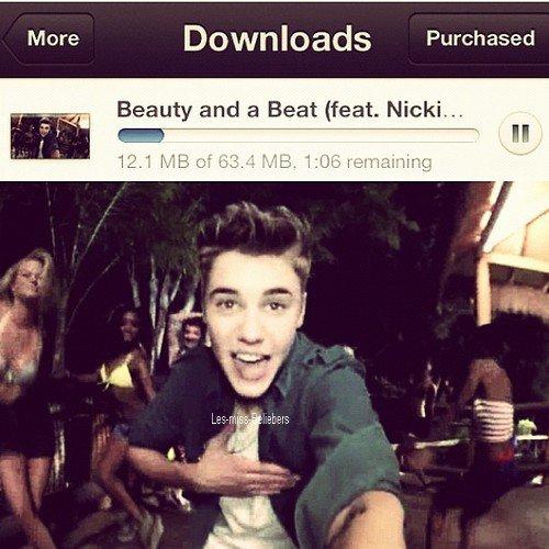 Photos ajoutées par Justin sur instagr.am