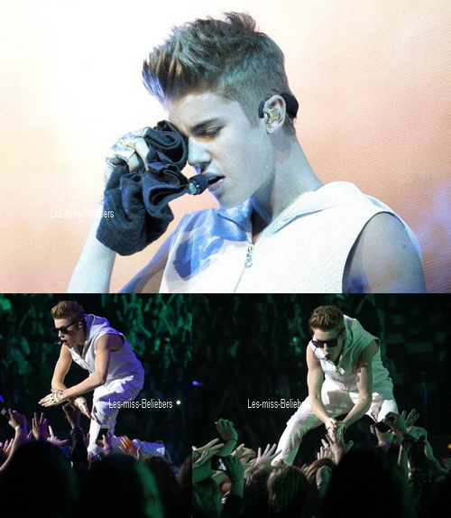Justin à Milwaukee (Wisconsin) - 21.10.2012