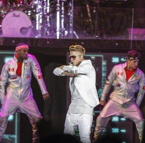 Justin à Johannesbourg (Afrique du Sud) - 12.05.2013