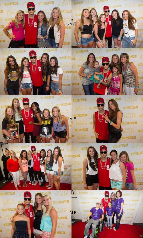 Photos et vidéos de Justin + Vidéo postée sur Instagram
