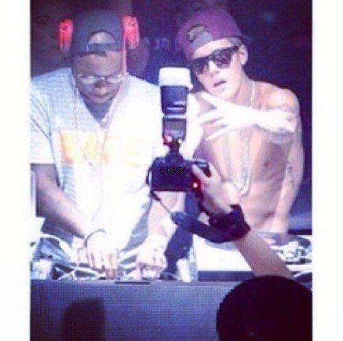 Photos diverses de Justin + Remix de You want me