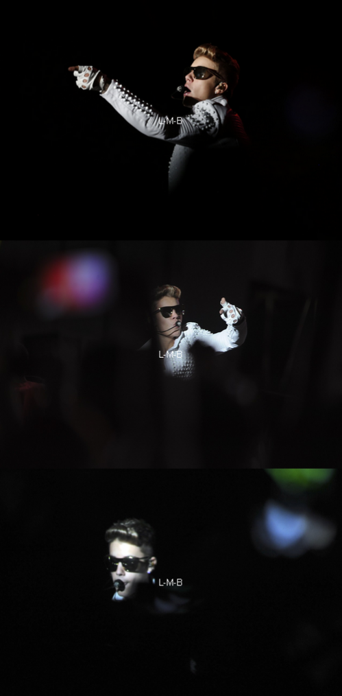 Justin à Asuncion (Paraguay) - 06.11.2013