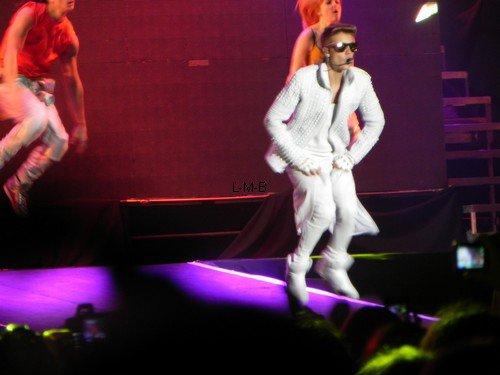 Justin à Buenos Aires (Argentine) - 09.11.2013