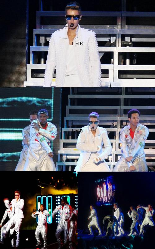 Justin à Buenos Aires (Argentine) - 10.11.2013