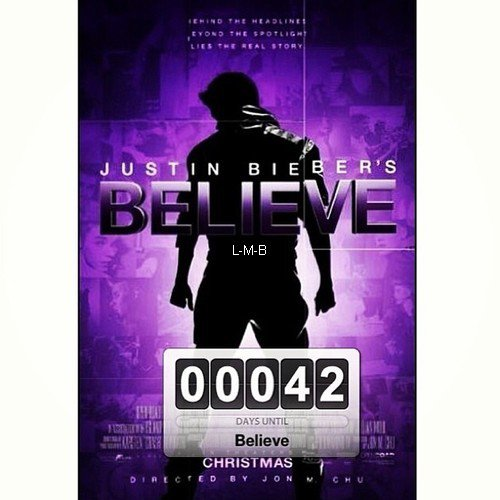 Photos diverses de Justin (suite) + Premier extrait du trailer de Believe