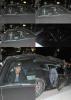 Justin dans un restaurant japonais à Beverly Hills