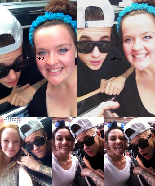 Photos et vidéos de Justin + Photo postée sur Shots of me