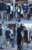 Justin en promenade en Australie