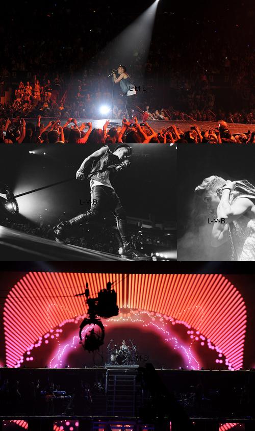 Photos et vidéo de Justin + Photos postées sur Shots of me et Instagram + Vidéo postée sur Viddy