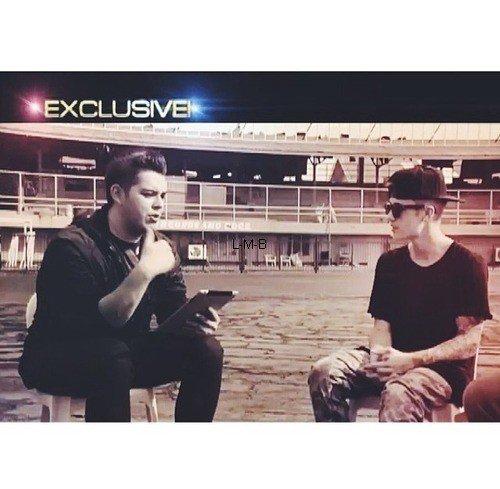 Photo et vidéos de Justin + Photos postées sur Instagram et vidéo sur Viddy