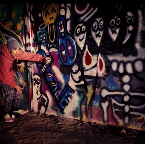 Photos et vidéos postées par Justin sur Instagram