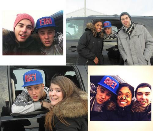 Autres photos et vidéos de Justin