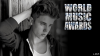 Justin nominé aux World Music Awards 2014