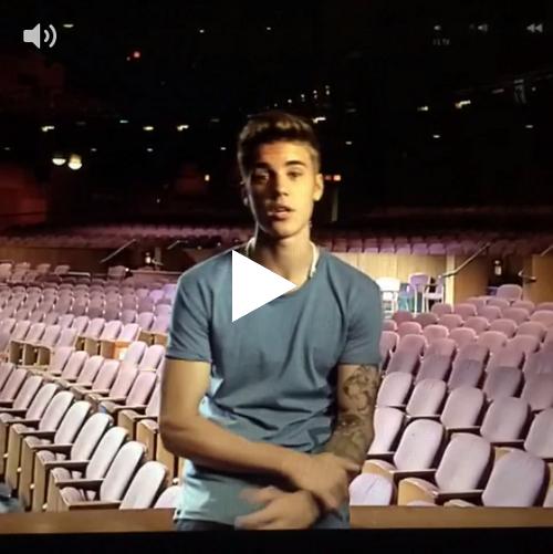 Photos et vidéo de Justin + Photos et vidéo postées sur Instagram