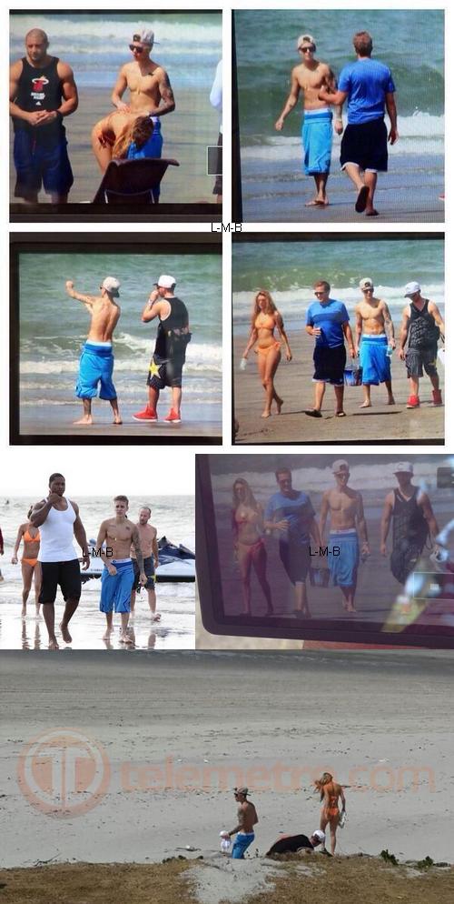 Justin à Panama