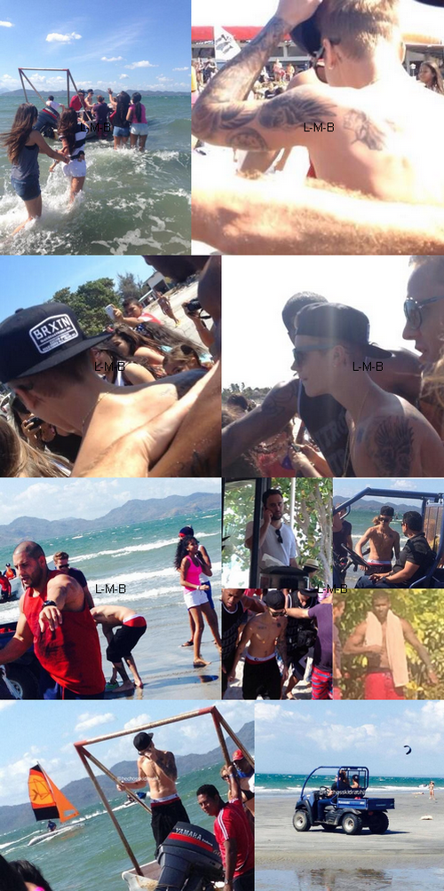 Autres photos de Justin à Panama