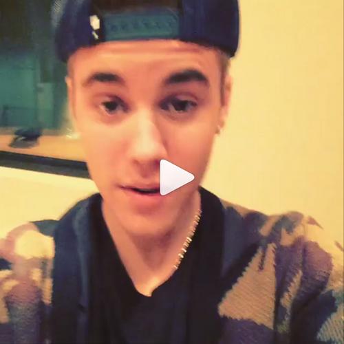 Photos et vidéo de Justin + Photo et vidéo postées sur Instagram