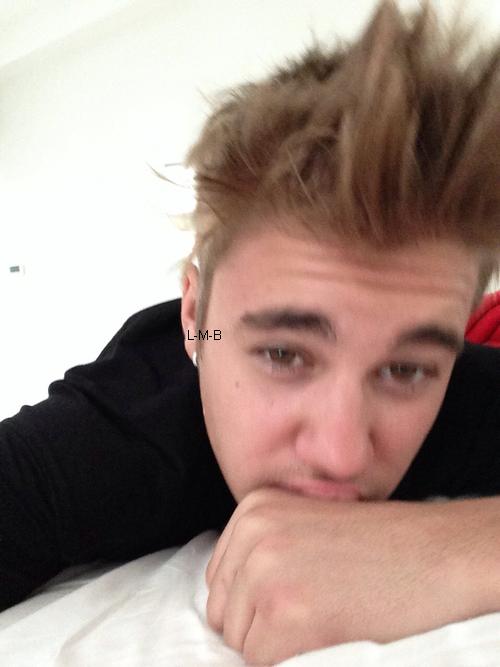 Vidéos de Justin + Photos postées sur Instagram et Shots of me