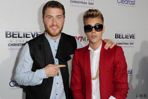 Justin sur le prochain album de Mike Posner ?