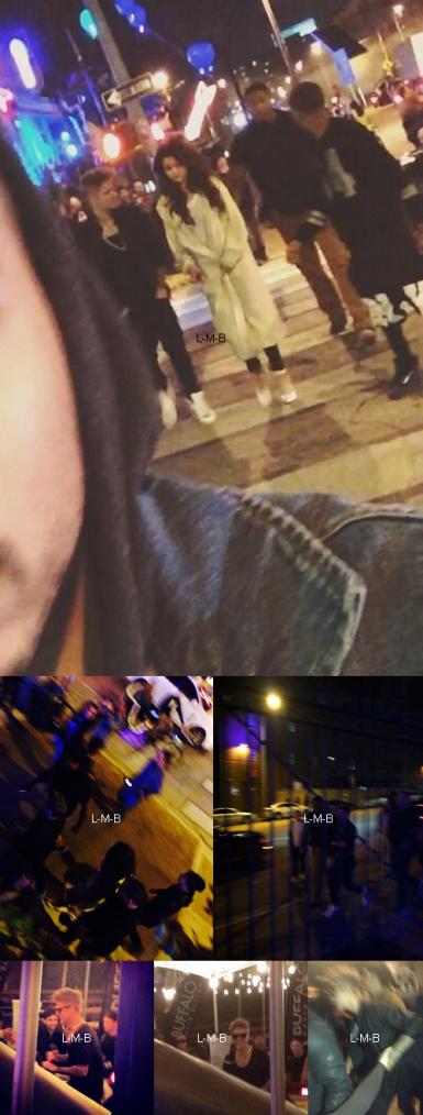 Photos et vidéos de Justin + Photos postées sur Instagram et Shots of me