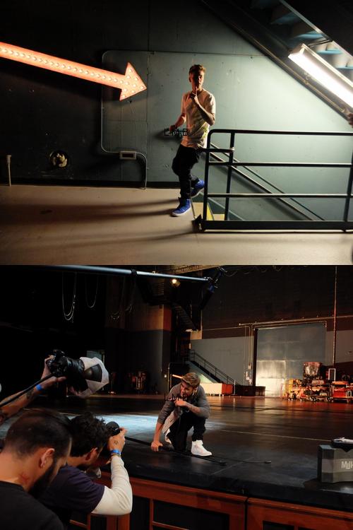 Autres photos de Justin pour Adidas NEO