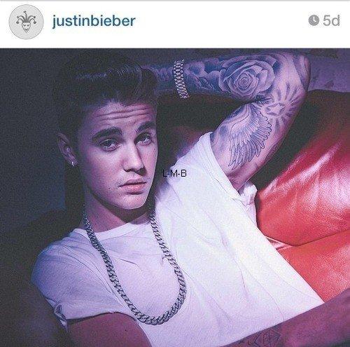 Photos diverses de Justin