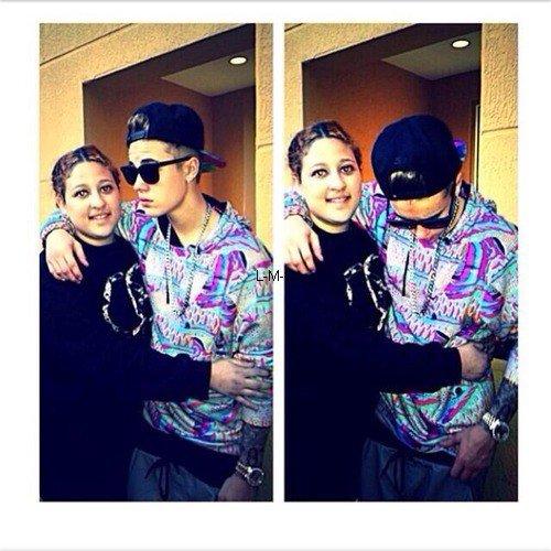Photos et vidéo de Justin + Photos postées sur Instagram