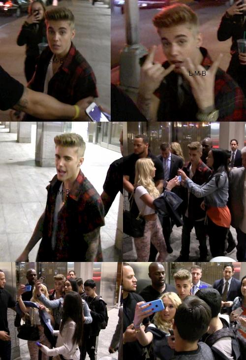 Photos de Justin (suite) + Photos postées sur Instagram + Nouveau titre We were born for this
