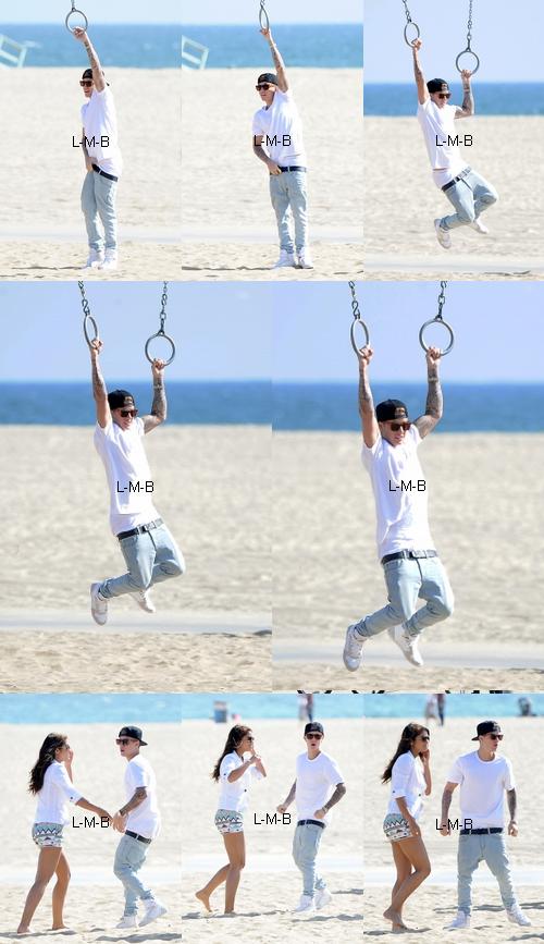 Photos de Justin (suite) + Photo postée sur Shots of me