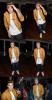 Justin à une fête à Cannes