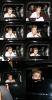 Justin quittant un restaurant