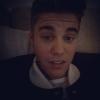 Photos postée par Justin sur Instagram