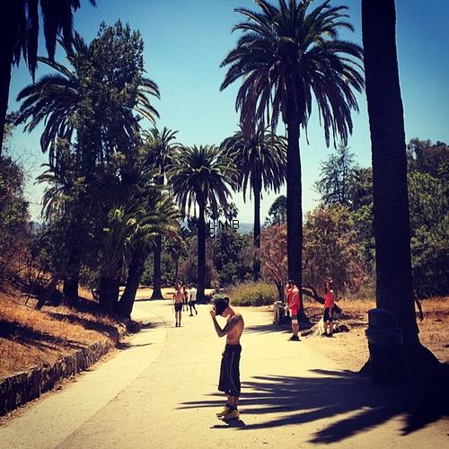 Photos et vidéos de Justin (suite) + Photo et vidéos postées sur Instagram
