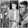 Photos diverses de Justin