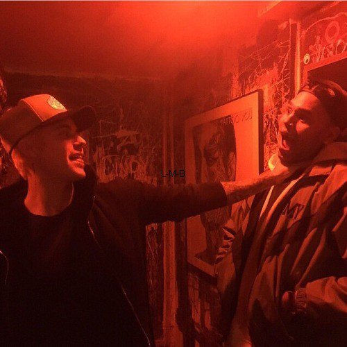 Photos de Justin (suite) + Photos postées sur Instagram