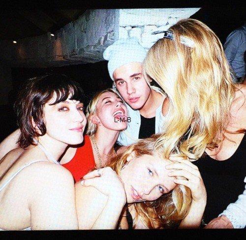 Photos de Justin (suite) + Photos postées sur Instagram
