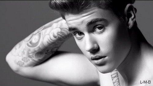 Interview de Justin pour Vogue UK