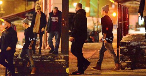 Photos et vidéo de Justin