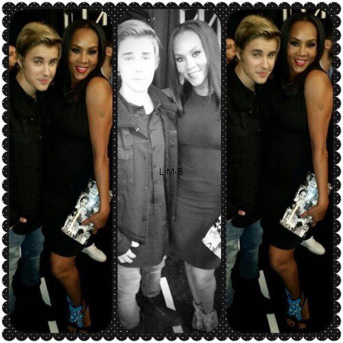 Photos de Justin (suite) + Supermodel ft Tyga