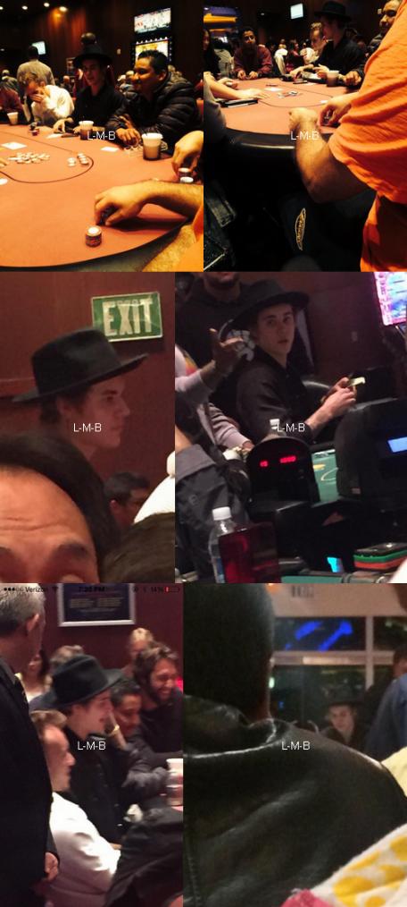 Photos diverses de Justin + Photos postées sur Shots of me et Fahlo