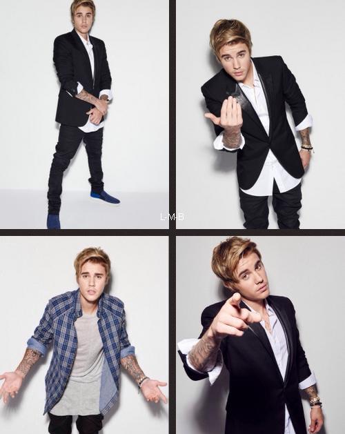Photos de Justin (suite) + Post et vidéo ajoutés sur Fahlo
