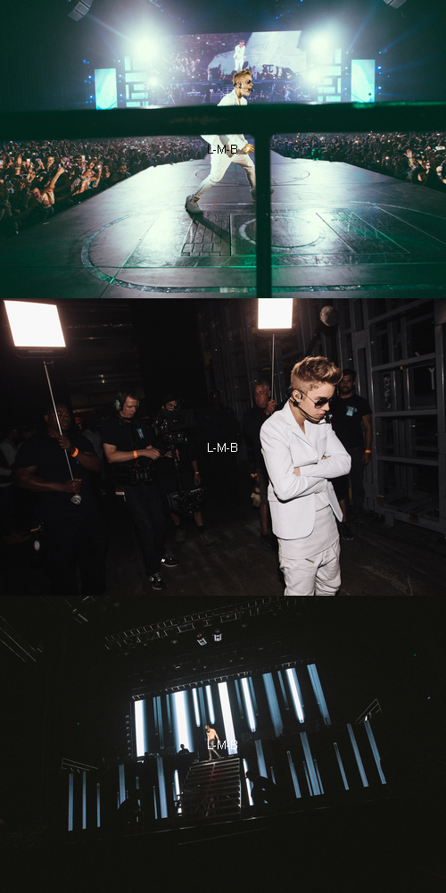 Anciennes photos de Justin par Mike Lerner