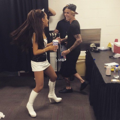 Photos et vidéo de Justin (suite) + Photo et vidéo postées sur Fahlo et Instagram