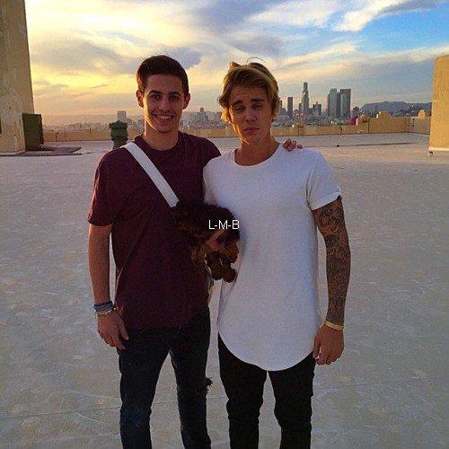 Photos et vidéo de Justin (suite)